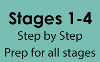 Stages 1-4